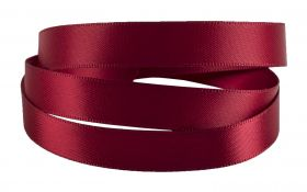 Reel Of Double-Faced Satin Ribbon  Pink
