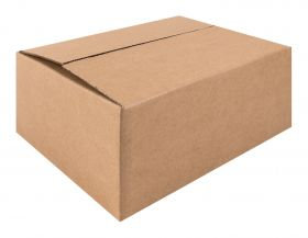 Mailing Box For Deep Snap Shut Box - 300 x 235 x 122mm  Kraft