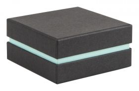 Shoulder Box Collection | Bangle Jewellery Box  Black