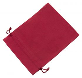 Large Red Cotton Bag