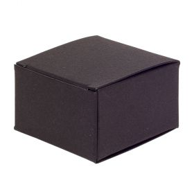 One-Piece Little Square Gift Box  Black