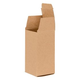 1 Piece Deep Gift Box | Flat packed Multi-Purpose Box  Kraft