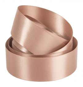 Rose Gold Satin Ribbon