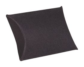 Small Black Pillow Box