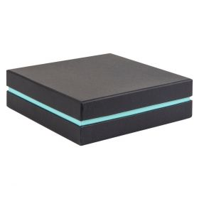 Shoulder Box Collection | Choker Jewellery Box  Black