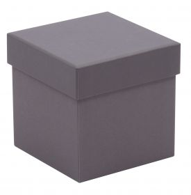 Luxury Candle Gift Box  Grey