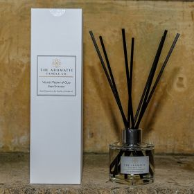 Velvet Peony & Oud Reed Diffuser