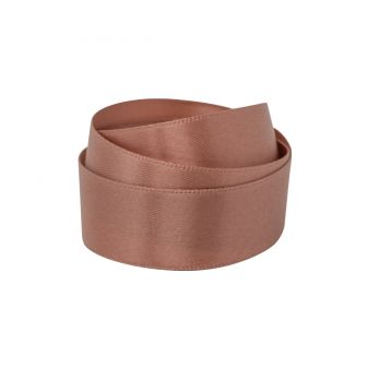 Rose Gold Recycled Bottle Ribbon 15mm width