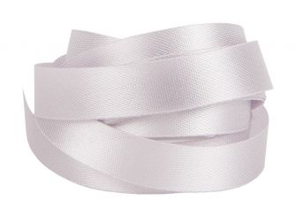 Reel Of Recyclable Satin-feel Ribbon  Grey