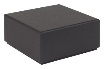 Luxury  Bangle Box | Deep Box With Foam  Black