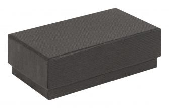 Luxury Cufflink Box  Black
