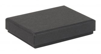 Thin Earring Box | Luxury Gift Box  Black
