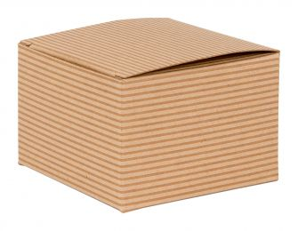 1 Piece Small Gift Box | Flat packed Multi-Purpose Box  Kraft