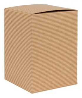 1 Piece Long Gift Box | Flat packed Multi-Purpose Box  Kraft