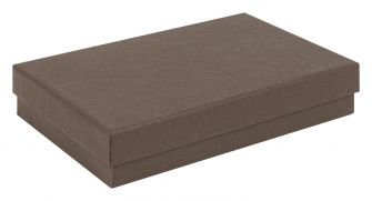 Kraft Multi-Purpose Box | Recycled Jewellery Box  Brown