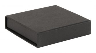 End of Line Small Luxury Matchbox Style Box  Black