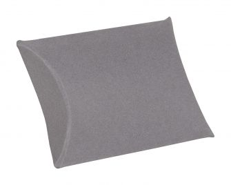 Small Pillow Box  Grey