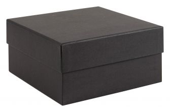 Small Square Accessory | Luxury Gift Box  Black