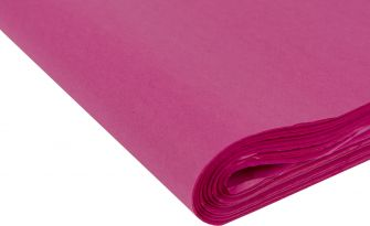 Recycled Tissue Paper | Large  Pink