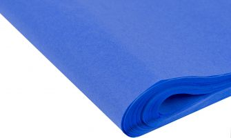 Recycled Tissue Paper | Small  Blue