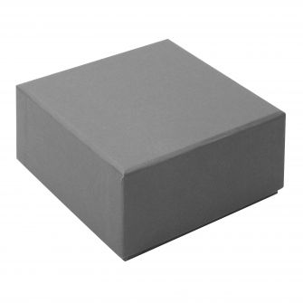 Luxury Bangle Box | Deep Box With Foam  Grey