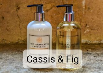 Cassis & Fig Hand Wash & Lotion Set