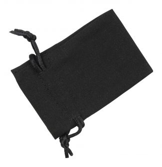 Small Black Cotton Bag