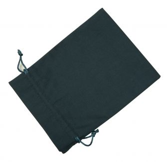 Medium Dark Teal Cotton Bag