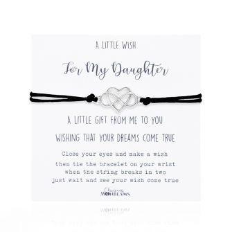 A Little Wish for my Daughter Bracelet