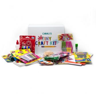 Deluxe Personalised Children's Craft Box