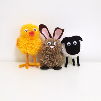 Farmyard Friends Craft Kit