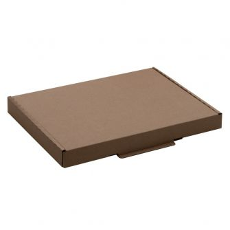1 Piece Thin A5 Mailing Gift Box Kraft