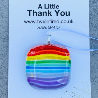 Rainbow Wish A Little Thank You