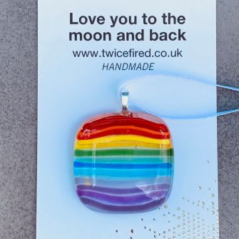 Rainbow Wish Love You To The Moon And Back