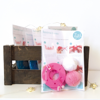 Pom Pom Maker Set - Large