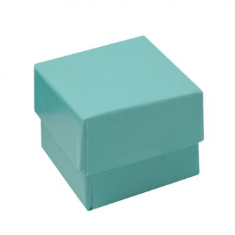 Recycled Ring Box | Recycled Jewellery Box  Aqua