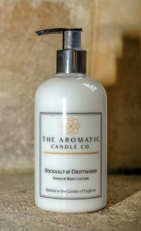 Rock Salt & Driftwood Hand Lotion