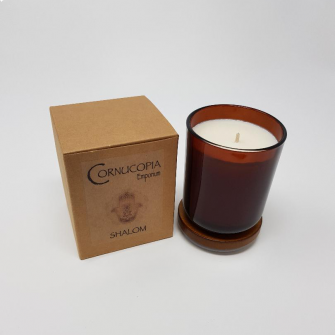 30cl Shalom Luxury Scented Candle