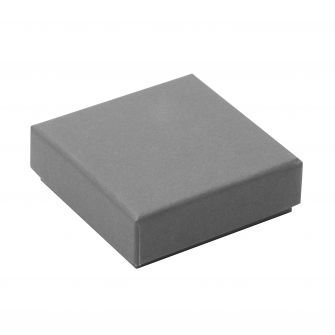 Luxury Ring Box | Small Box  Grey