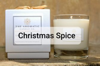 Christmas Spice Candle