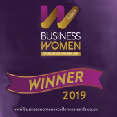 Business Woman Excellence Awards - Winner 2019