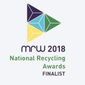 MRW National Recycling Awards - Finalist 2018