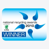 National Recycling Awards - Winner 2010