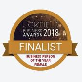 Uckfield Business Awards - Finalist 2018