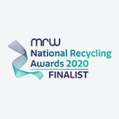 National Recycling Awards - Finalist 2020