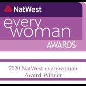 Natwest Everywoman Awards - Winner 2020