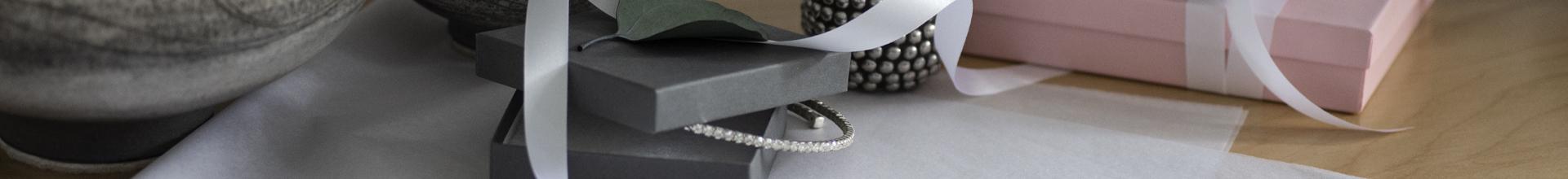Kraft Grey Jewellery Gift Boxes