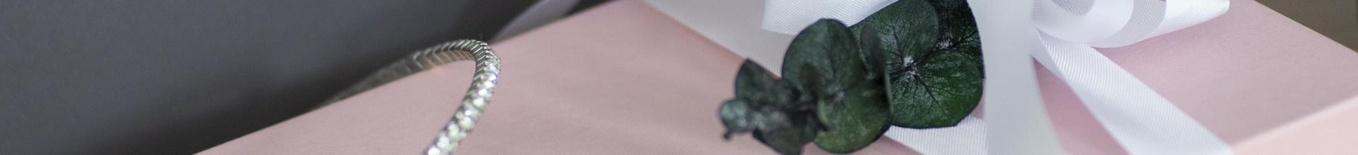 Kraft Pink Jewellery Gift Boxes