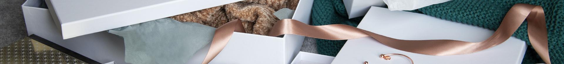 Luxury White Gift Boxes