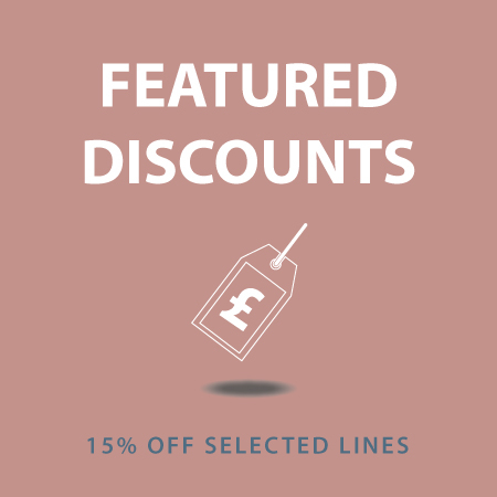 Featured Discounts